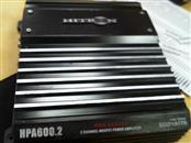 HITRON AUDIO Car Amplifier HPA600.2